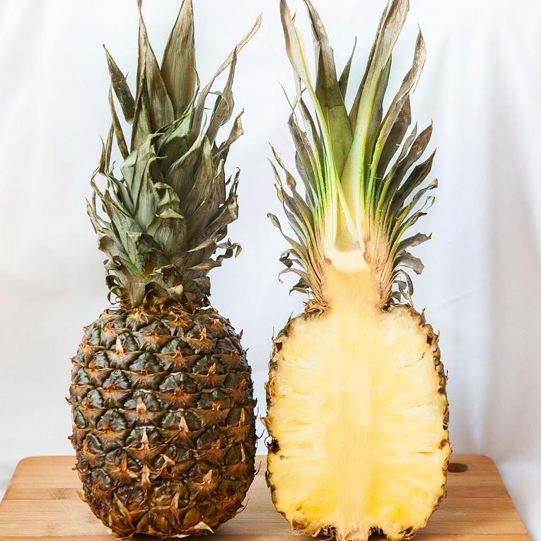 ananász hatása, ananász jótékony hatáa, ananász fogyasztása